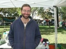 Jedrek at the farmers' market. Image from: http://farmandtablenm.com/blog/itemlist/date/2012/moveablefeast?start=20