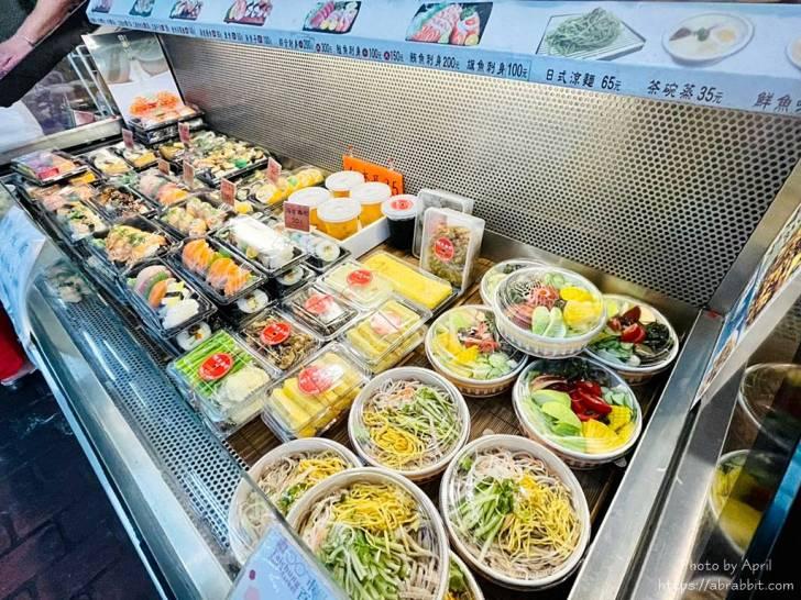 20210916121729 57 - 早餐就吃得到日本料理!第二市場阿月壽司你吃過了沒