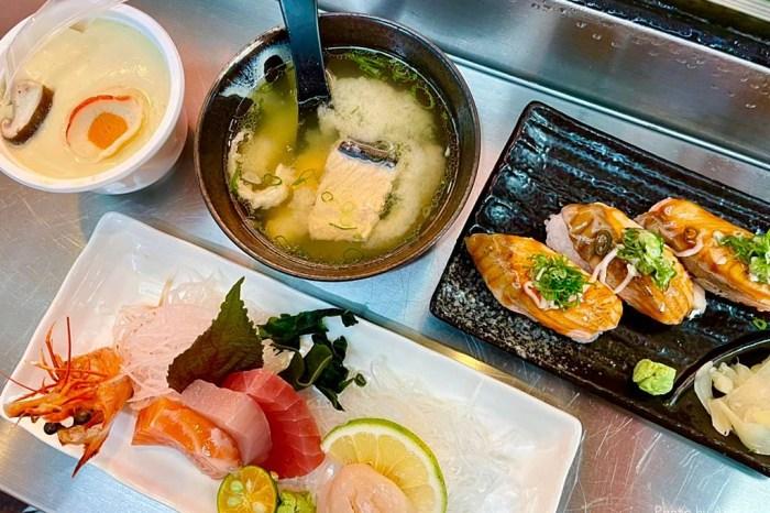 第二市場美食-阿月壽司 早餐就吃得到日本料理