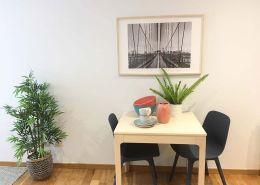 De estudio a apartamento en un mes