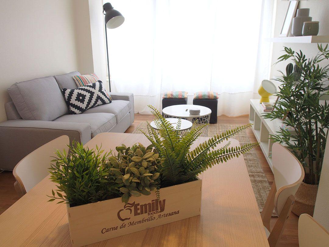 Nuevo anuncio, céntrico apartamento de 2 dormitorios - un espacio natural