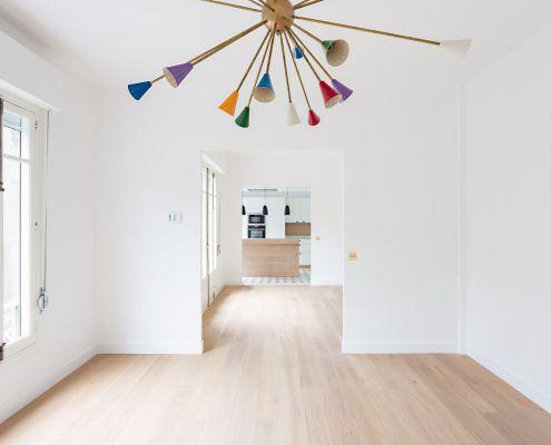 Abracadabra Decor Vigo Home Staging Compostela reforma integral de vivienda - luminosidad
