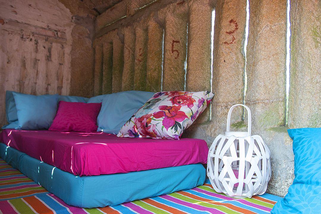 Abracadabra Decor Vigo Home Staging decora para alquiler vacacional - hórreo