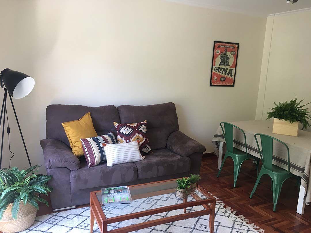 Abracadabra Decor Vigo Home Staging decora para vender o alquilar apartamento Placer - salón