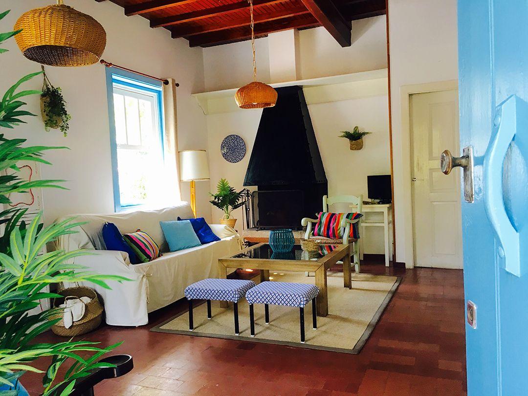 Abracadabra Decor Vigo Home Staging decora para alquiler vacacional - salón