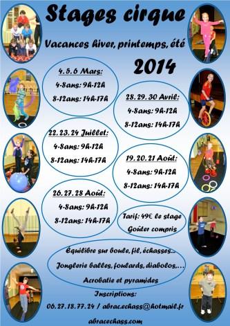 stage cirque calendrier ecole animation fil de fer boule jonglerie echasses acrobatie eveil ludique atelier cirque cours pyramides foulards balles cerceaux prof bage la ville macon lyon vacances activites