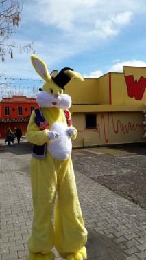 Lapinous' Foufous echassiers rebondissants loufoques parade animation evenementiel lapins fantaisie extravagance sautillants mascottes paques (8)