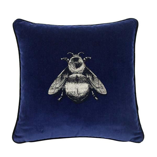 Timorous Beasties bee cushion