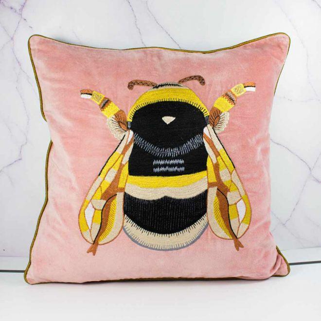 My Doris Bee cushion pink