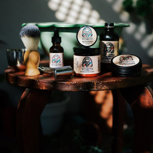 A complete beard care system
