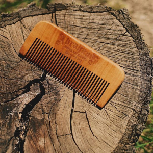 Our combs were carved out