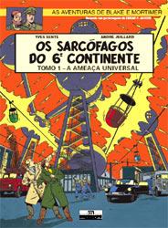 Os Sarcófagos do 6º Continente