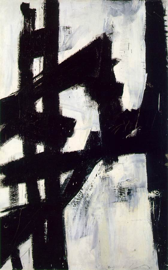 Franz Kline - New York, N.Y. - 1953
