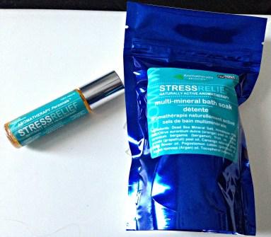 Nuworld Botanicals - Stress Relief