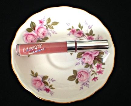 ColourPop Ultra Satin Lip in Frick'n'Frack