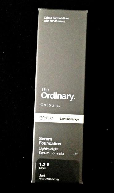 The Ordinary Serum Foundation
