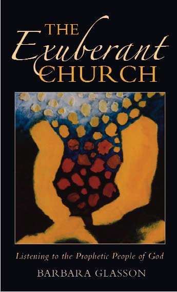 The Exuberant Church cover
