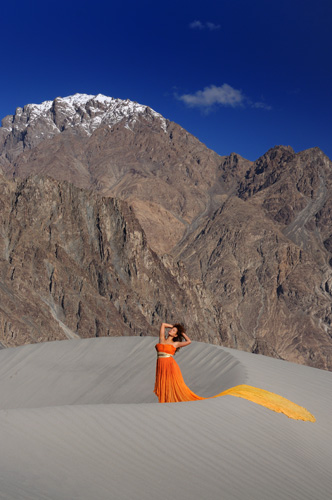 Ladakh Inspiring Beauty