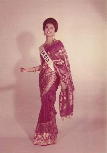 MISS UNIVERSE 1964 NATIONAL COSTUME ROUND