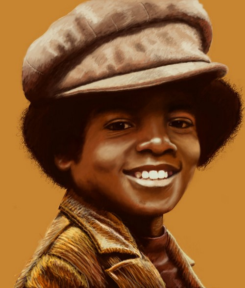 """Young Michael Jackson"" by Siryouss"