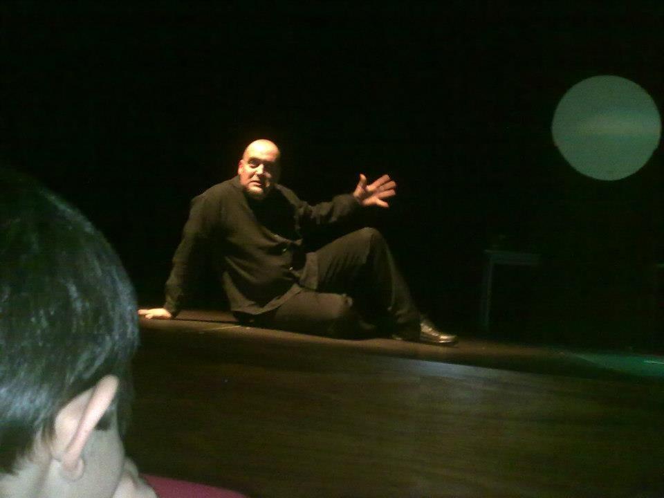 Función a favor de Abrazo Adi de Títere Teatro Urgente (1/6)