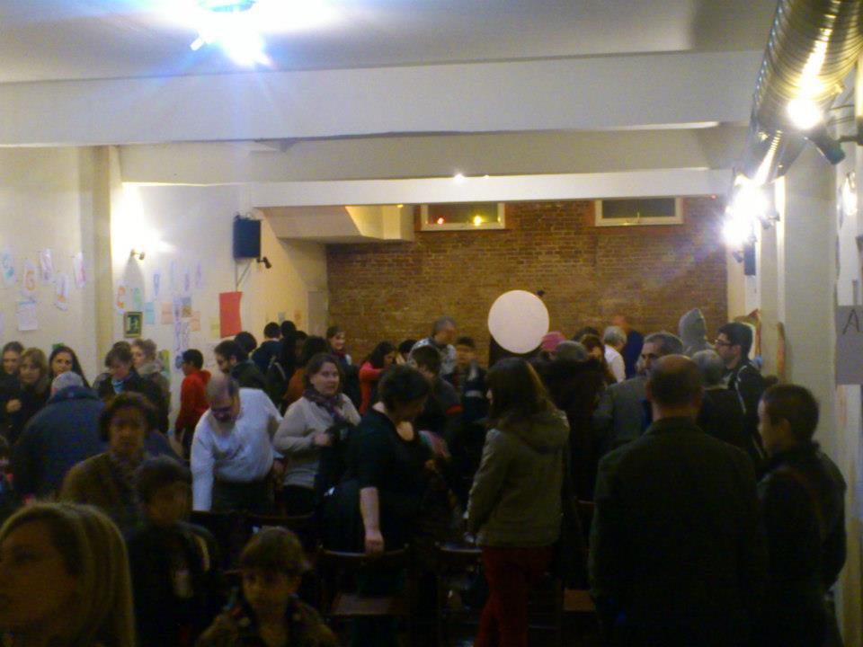 Función a favor de Abrazo Adi de Títere Teatro Urgente (2/6)