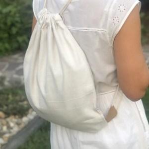 plátený batoh
