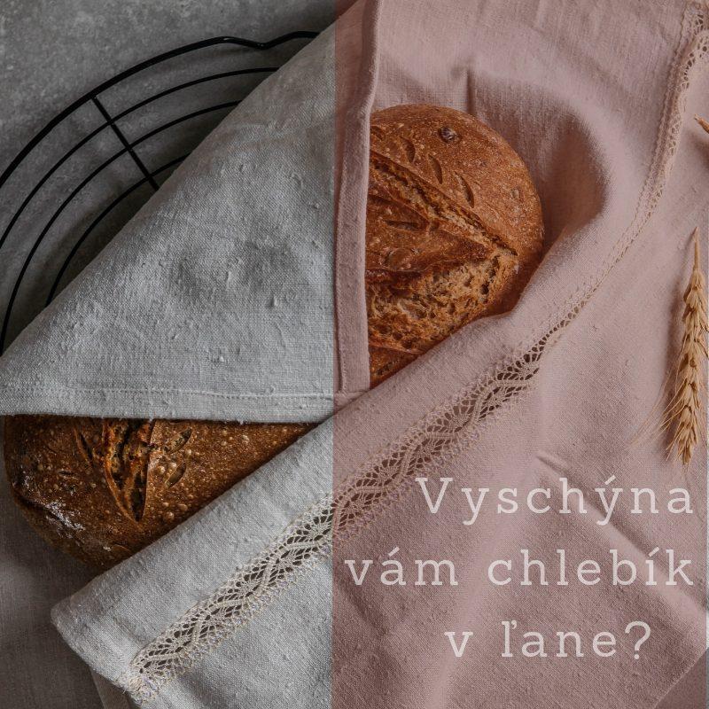 konopné vrecko na chlieb