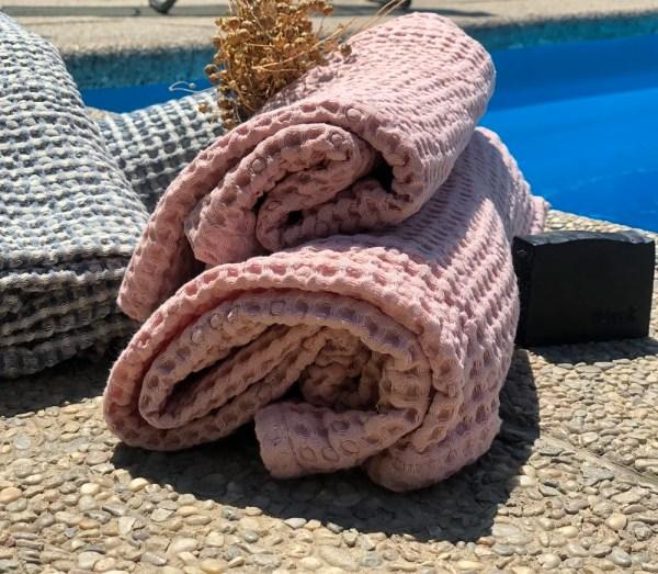 ľanový uterák