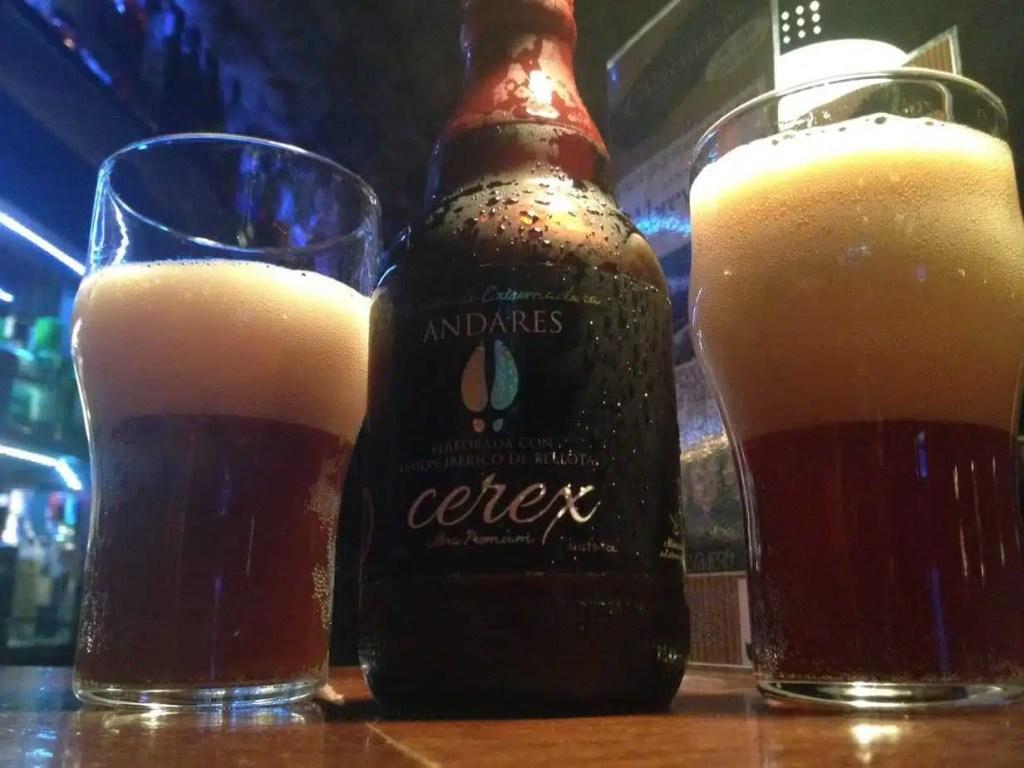 Cerex,la cerveza de Jamón de Jabugo