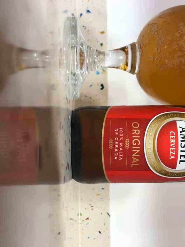 Amstel original Cerveza