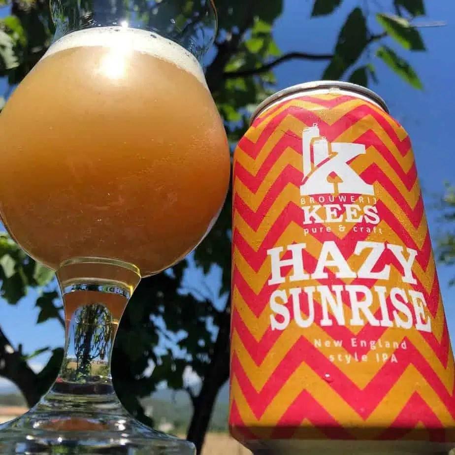 Hazy Sunrise de Brouwerijkees