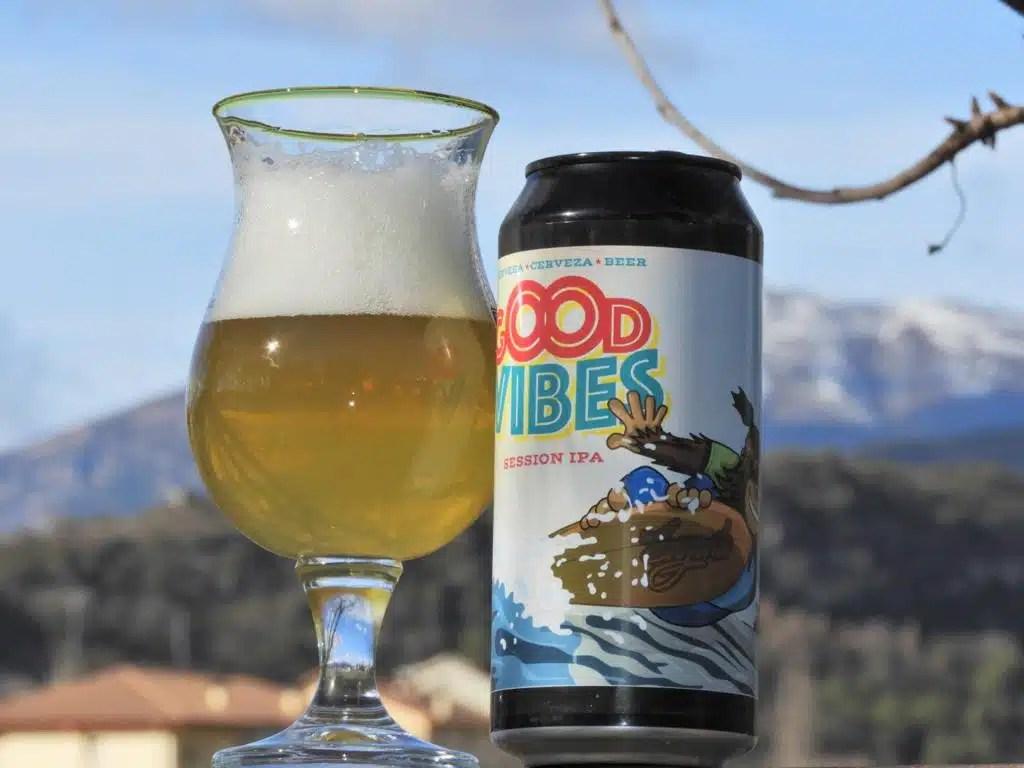 Good Vives Session IPA de Engorile Beer