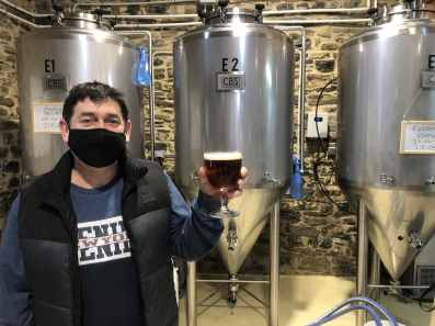 Excosa: Fabrica de cerveza artesana en el Valle de Vió (Buisan)