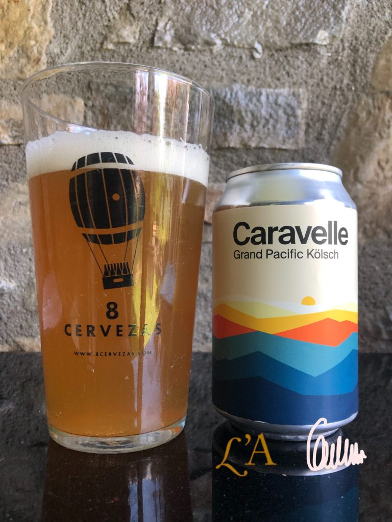 Caravelle Grand Pacific Kölsch