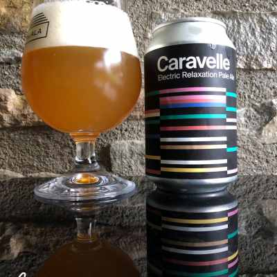 Caravelle Electric Relaxation Pale Ale (XPA)