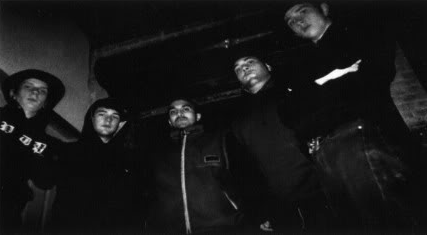 In This Defiance, first line-up and possibly first band picture, circa May 2005