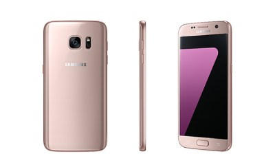 galaxy s6 edge pink gold edition