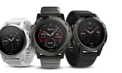 Fenix 5 Smartwatches