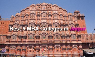Best 5 MBA Colleges in Jaipur