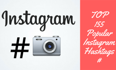 Most Popular Instagram Hashtags You Should Be Using