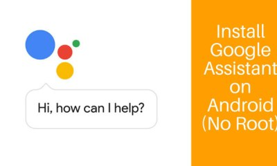 Install Google Assistant On Any Android Smartphone