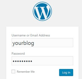 Create A WordPress Blog With BlueHost Screenshot 7