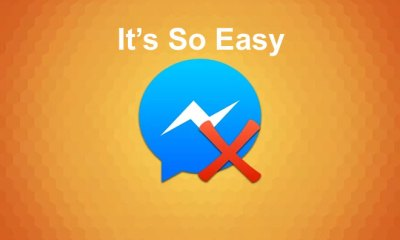 Delete All Facebook Messages At One Go