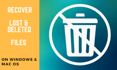 How To Recover Lost or Deleted Files on Windows and Mac OS