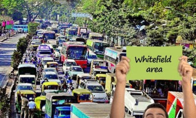 Start-up Solving Traffic Problems In Bangalore