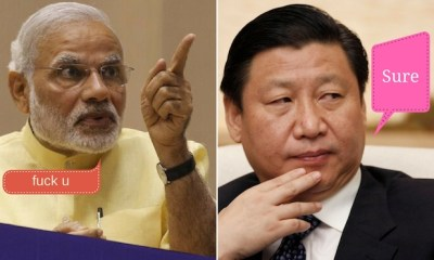 Top 5 Areas Where China Can Never Beat India