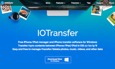 IOTransfer, an iPhone/iPad Manager