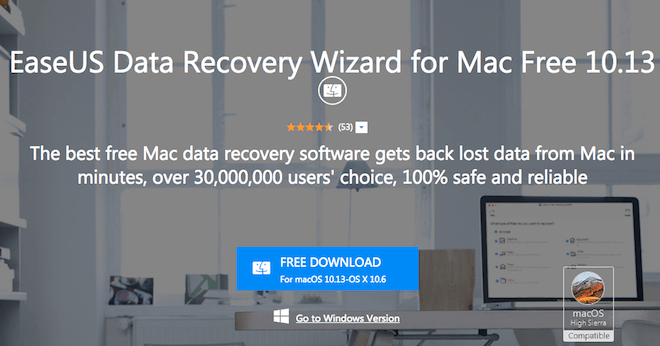 easeus data recovery wizard safe