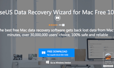 EaseUS Data Recovery Wizard for Mac Free 10.13 Review